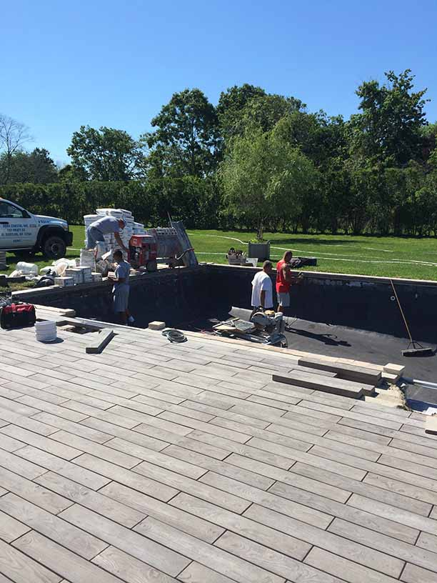 Swimming Pool Renovations D R Pool Services Inc