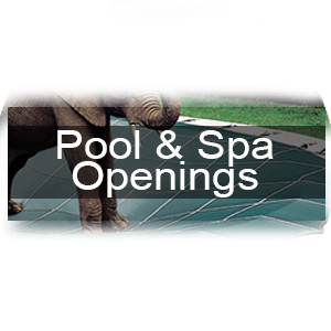 Pool Openings and Spa Openings