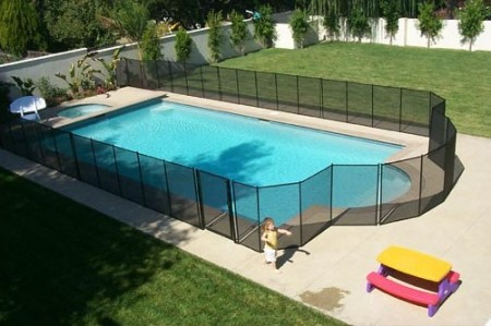 And Because We Know How Strong It Is Every Pool Fence Completely Guaranteed By Our Lifetime Warranty