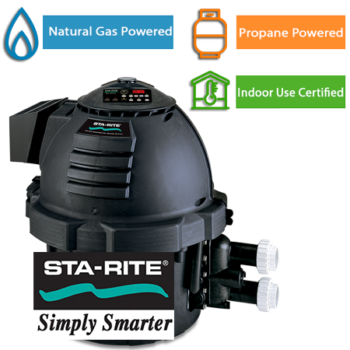 Sta Rite Maxi Therm Indoor Certified Pool Heater
